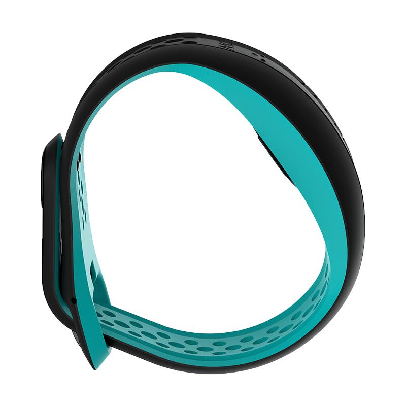 Mio FUSE - Pulsometr nadgarstkowy Bluetooth Smart/ANT+ wodoszczelny (Aqua Regular)