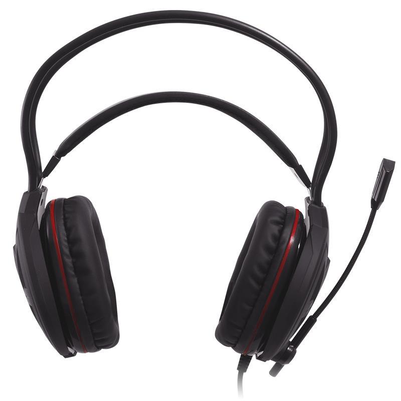 Gamdias Hebe V2 - Słuchawki stereofoniczne dla graczy z mikrofonem (PC-PS4)