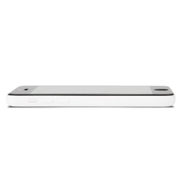 Moshi iVisor Glass - Szkło ochronne IonGlass na ekran do iPhone SE / iPhone 5s / iPhone 5c / iPhone 5 (czarna ramka)