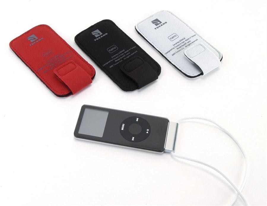 TUCANO Tutina - Etui iPod Nano 2G (czarny)