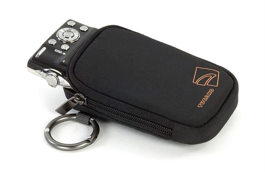 TUCANO Youngster - Etui na aparat (czarny)