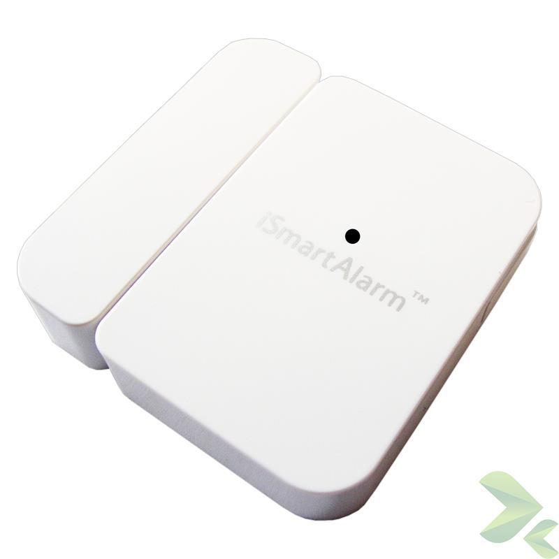 iSmartAlarm Contact Sensor - Magnetyczny czujnik kontaktowy na okno/drzwi (iOS/Android)