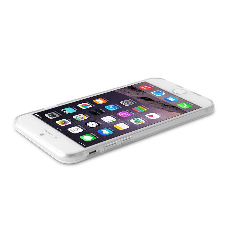 PURO Plasma Cover - Etui iPhone 6s Plus / iPhone 6 Plus (przezroczysty)