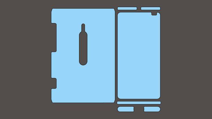 Wrapsol Ultra - Pancerna folia na ekran i obudowę Nokia Lumia 800