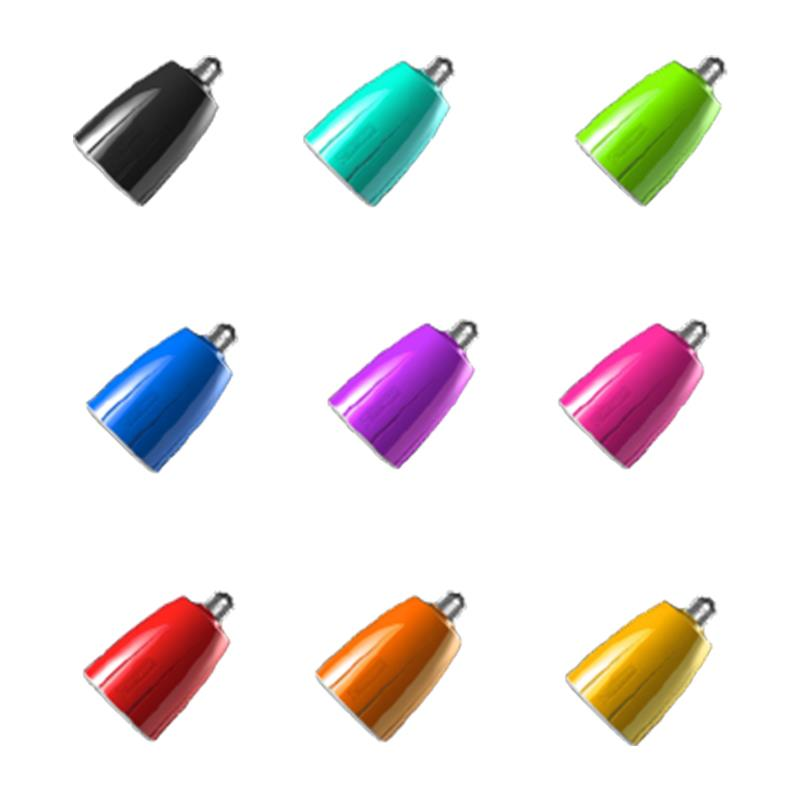 eTIGER Cover Glossy - Nakładka na Cosmic LED lub Cosmic+ (czerwony)