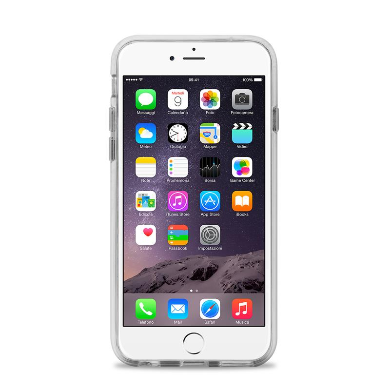 PURO Clear Cover - Etui iPhone 6s / iPhone 6 (clear)