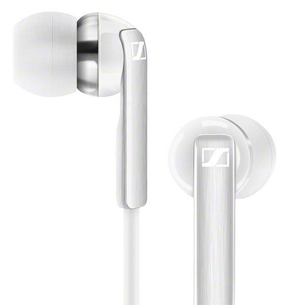 Sennheiser CX 2.00i White - Zestaw słuchawkowy MFi (biały)