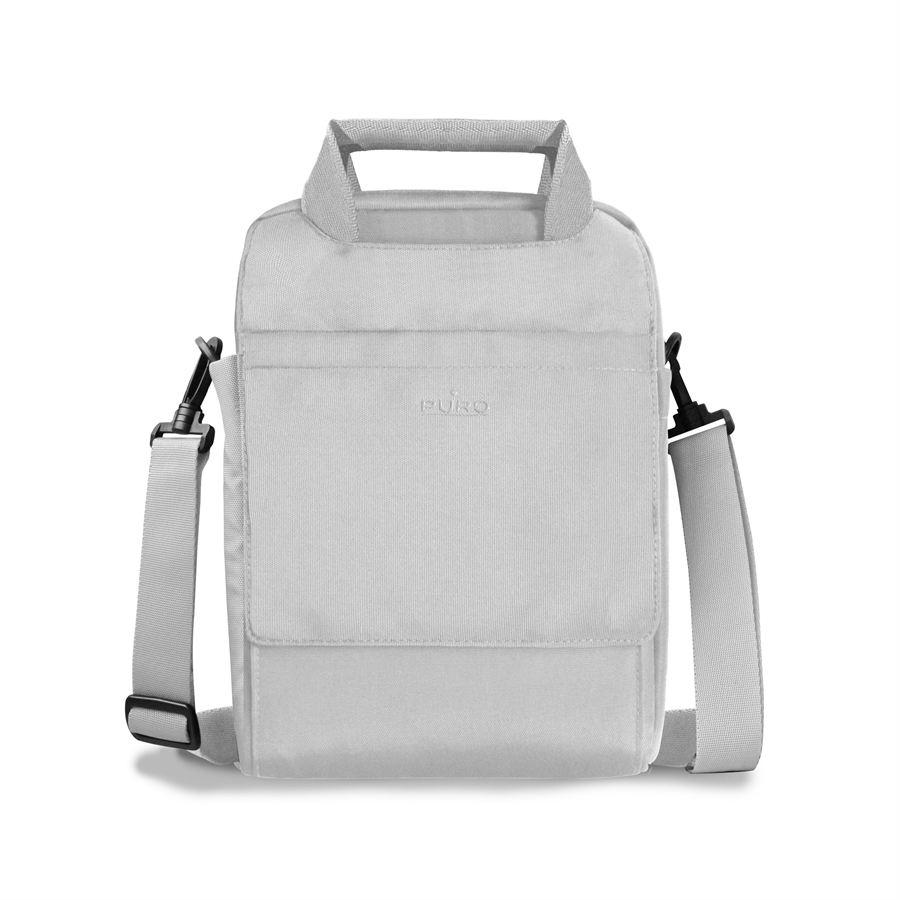 """PURO Tablet Messenger Bag - Torba iPad-10.1"""" (ice)"""