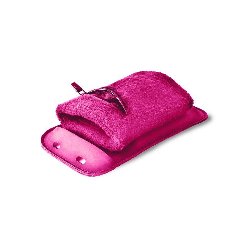 """PURO Running Band - Uniwersalna frotka do biegania do smartfonów max 4.3"""" + key pocket (różowy)"""