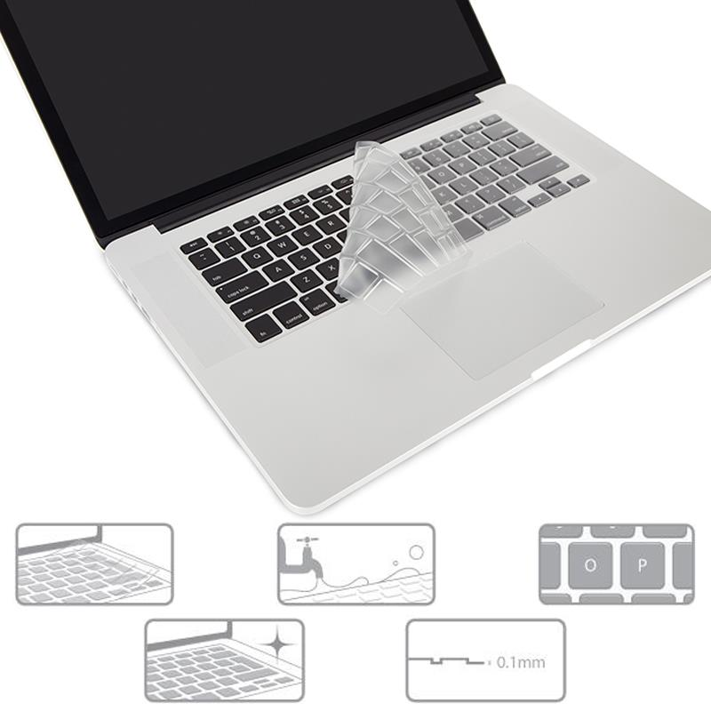 Moshi ClearGuard MB - Nakładka na klawiaturę Apple MacBook (EU layout)