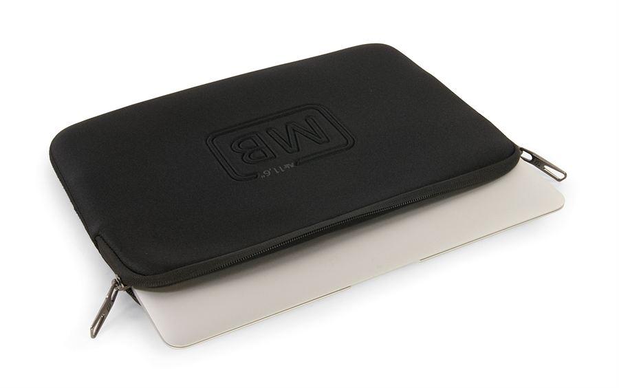"""TUCANO Elements - Pokrowiec MacBook Air 11"""" (czarny)"""