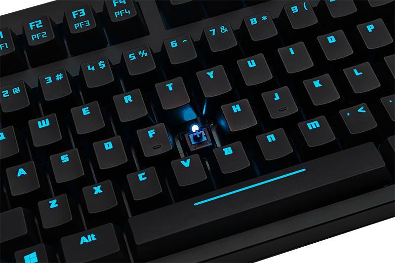 Tesoro Excalibur Spectrum - Klawiatura mechaniczna Full Color LED (przełącznik Brown)