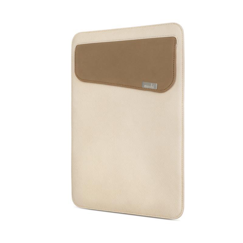 """Moshi Muse 12 - Pokrowiec MacBook 12"""" (beżowy)"""