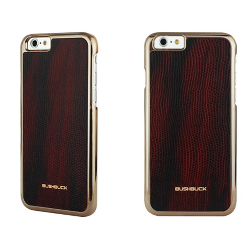 BUSHBUCK BARONAGE Special Edition - Etui skórzane do iPhone 6s Plus / iPhone 6 Plus (czerwony)