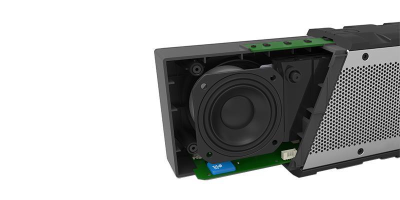 Braven BRV-HD Portable Black - Głośnik Bluetooth + Power Bank 8800mAh