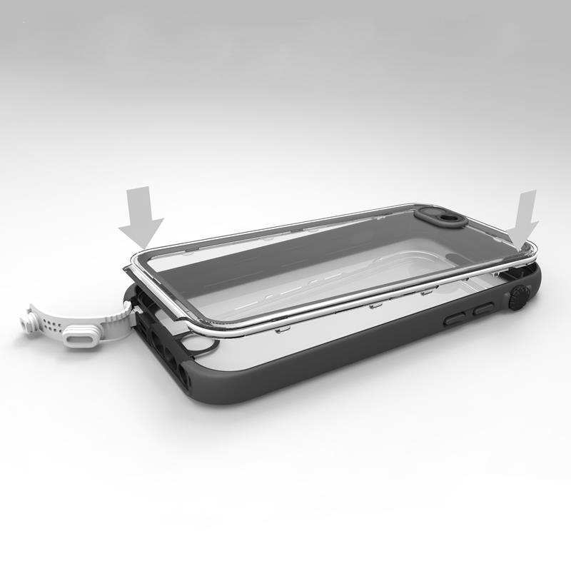Catalyst Replacement O-ring - Pierścień uszczelniający do wodoszczelnego etui iPhone 6s Plus / iPhone 6 Plus (biały)