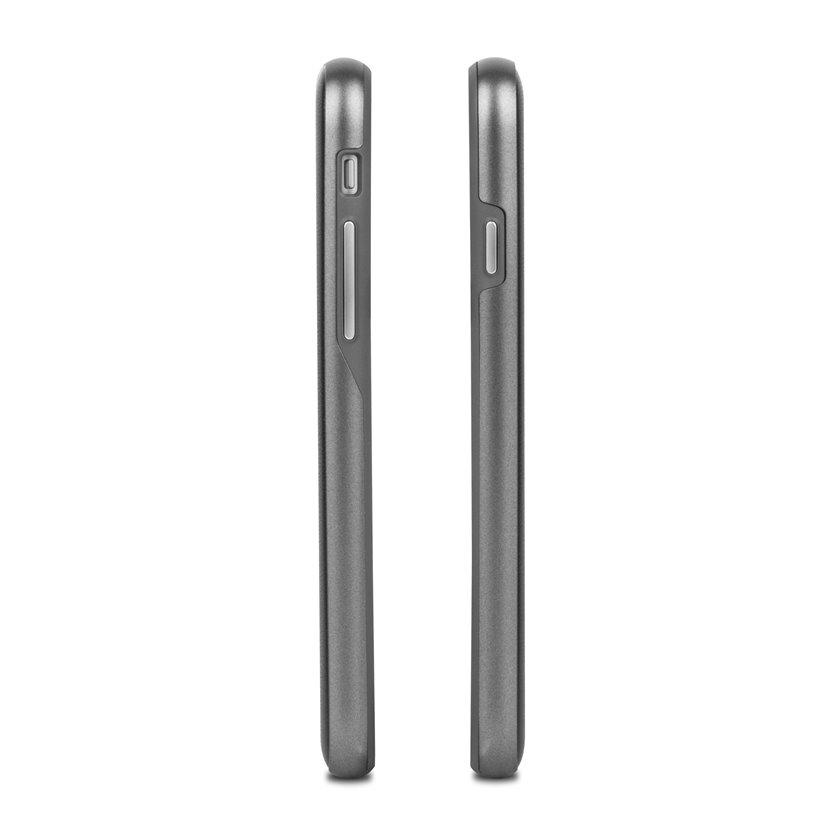 Moshi iGlaze Napa - Etui iPhone 6s / iPhone 6 (Onyx Black)