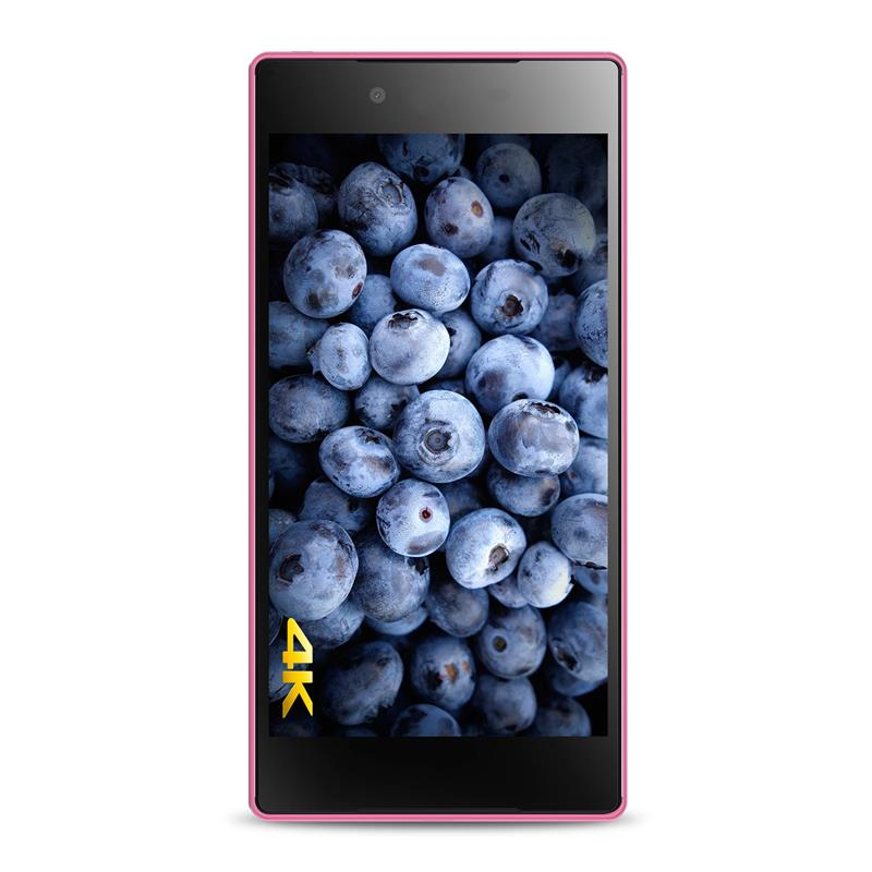 """PURO Ultra Slim """"0.3"""" Cover MFX - Zestaw etui + folia na ekran Sony Xperia Z5 Premium (różowy)"""
