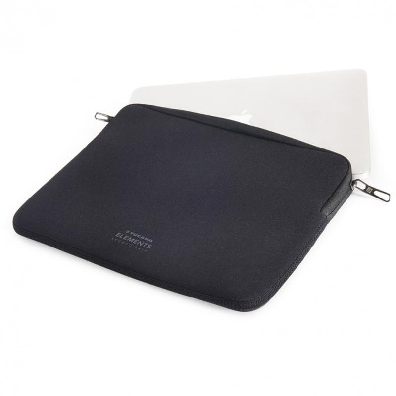 "TUCANO Elements - Pokrowiec MacBook Pro 15"" / MacBook Pro 15"" Retina (czarny)"