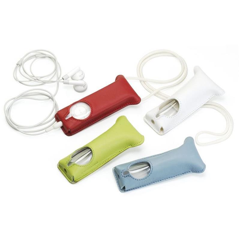 TUCANO Luxa case for iPod Shuffle (niebieski)
