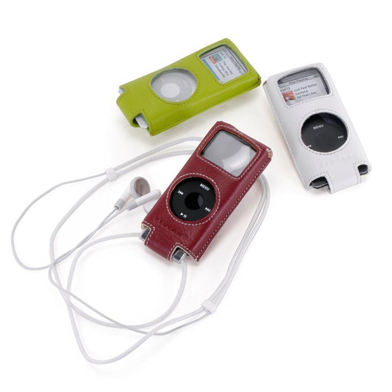 TUCANO Luxa - Etui iPod Nano 2G (biały)