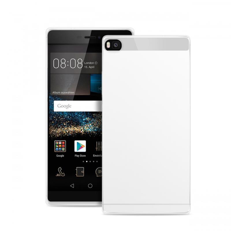 """PURO Ultra Slim """"0.3"""" Cover - Etui Huawei P8 (półprzezroczysty)"""
