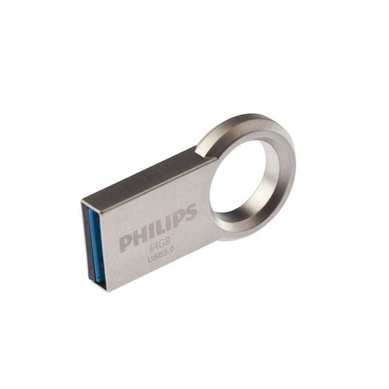 Philips Pendrive USB 3.0 64GB - Circle Edition
