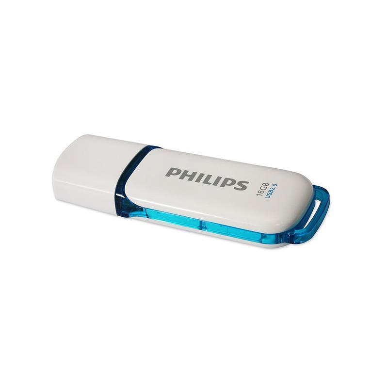 Philips Pendrive USB 3.0 16GB - Snow Edition (niebieski)