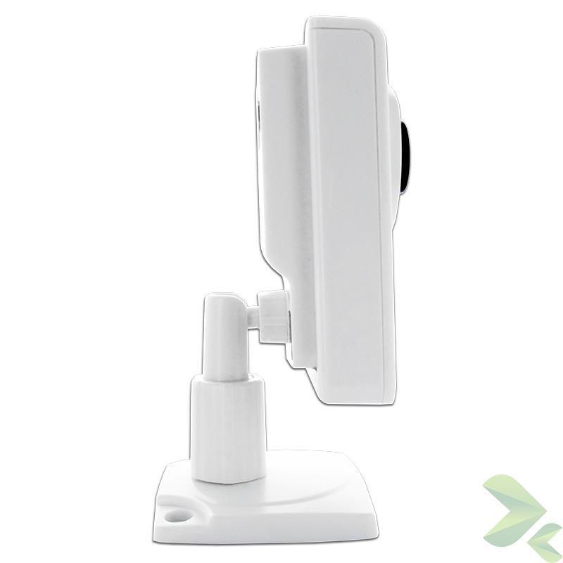 Zipato Indoor IP Camera - Bezprzewodowa kamera do monitoringu HD (iOS & Android & Windows)