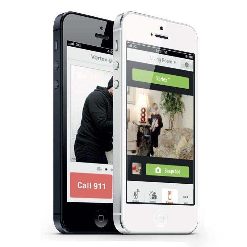 iSmartAlarm Motion Sensor - Bezprzewodowy czujnik ruchu (iOS/Android)