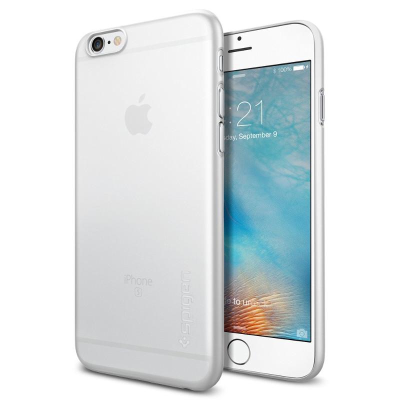 Spigen AirSkin - Etui iPhone 6s / iPhone 6 (Clear)