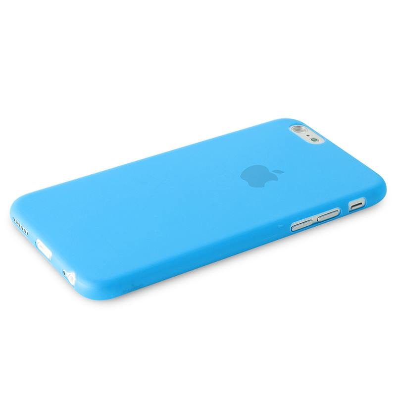 "PURO Ultra Slim ""0.3"" Cover - Etui iPhone 6s Plus / iPhone 6 Plus (niebieski)"