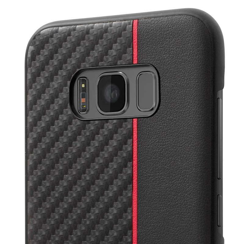 BMW M Sport Hard Case - Etui Samsung Galaxy S8 (czarny)