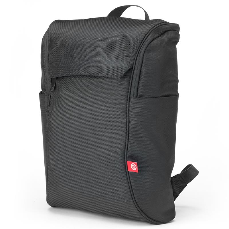 "Booq Daypack - Plecak MacBook 12"" / MacBook Air 13"" / MacBook Pro 13"" / MacBook Pro 15"" / Ultrabook 13""-16"" (Black-Red)"