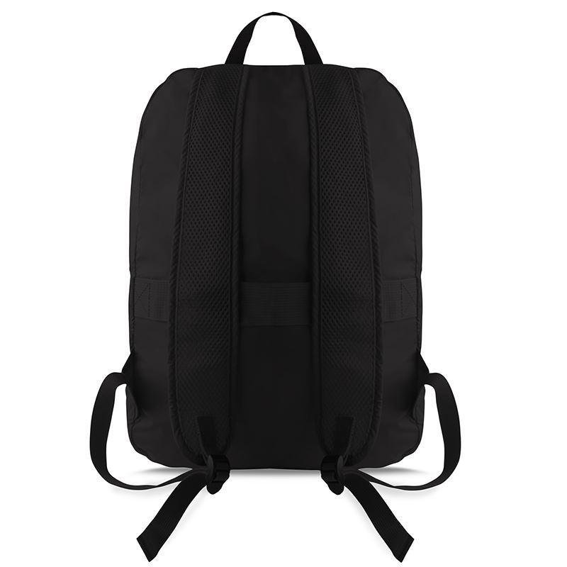 PURO Tender Backpack - Składany plecak, 16 l (czarny)