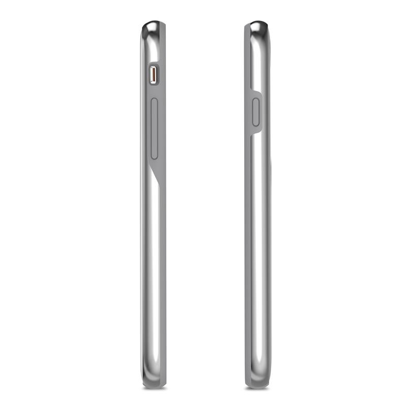 Moshi iGlaze - Etui iPhone 8 / 7 (Pearl White)
