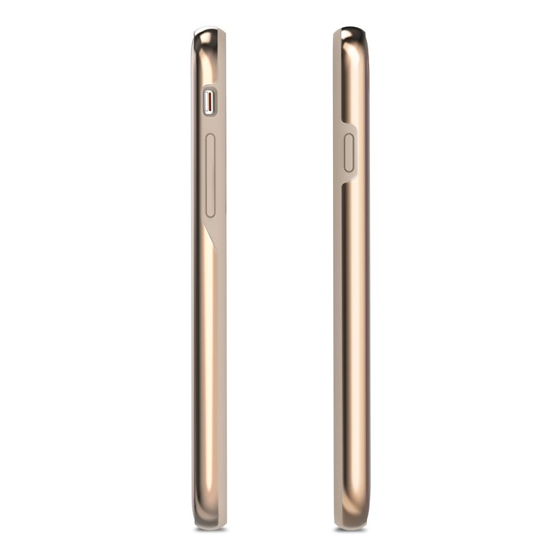 Moshi iGlaze - Etui iPhone 8 / 7 (Taupe Pink)