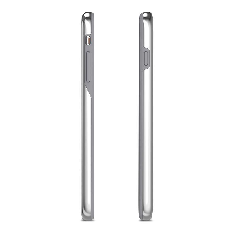 Moshi iGlaze - Etui iPhone 8 Plus / 7 Plus (Pearl White)