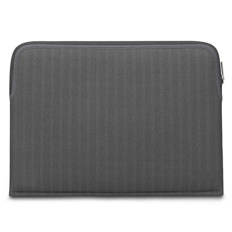 "Moshi Pluma - Pokrowiec MacBook Pro 13"" (2016/2017) / Surface Pro (2017) (Herringbone Gray)"