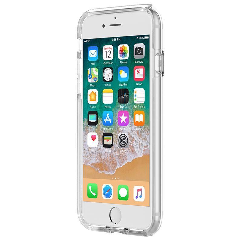 Incipio DualPro Pure - Etui iPhone 8 / 7 / 6s / 6 (przezroczysty)