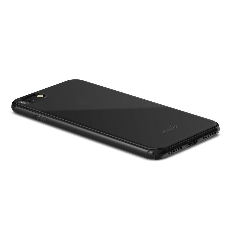 Moshi SuperSkin - Etui iPhone 8 / 7 (Stealth Black)