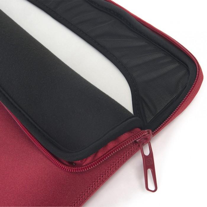 """TUCANO Elements - Pokrowiec MacBook Air 13"""" (czerwony)"""