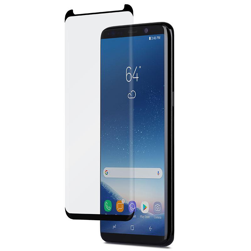 Moshi IonGlass - Szkło ochronne na ekran do Samsung Galaxy S9 (Black)