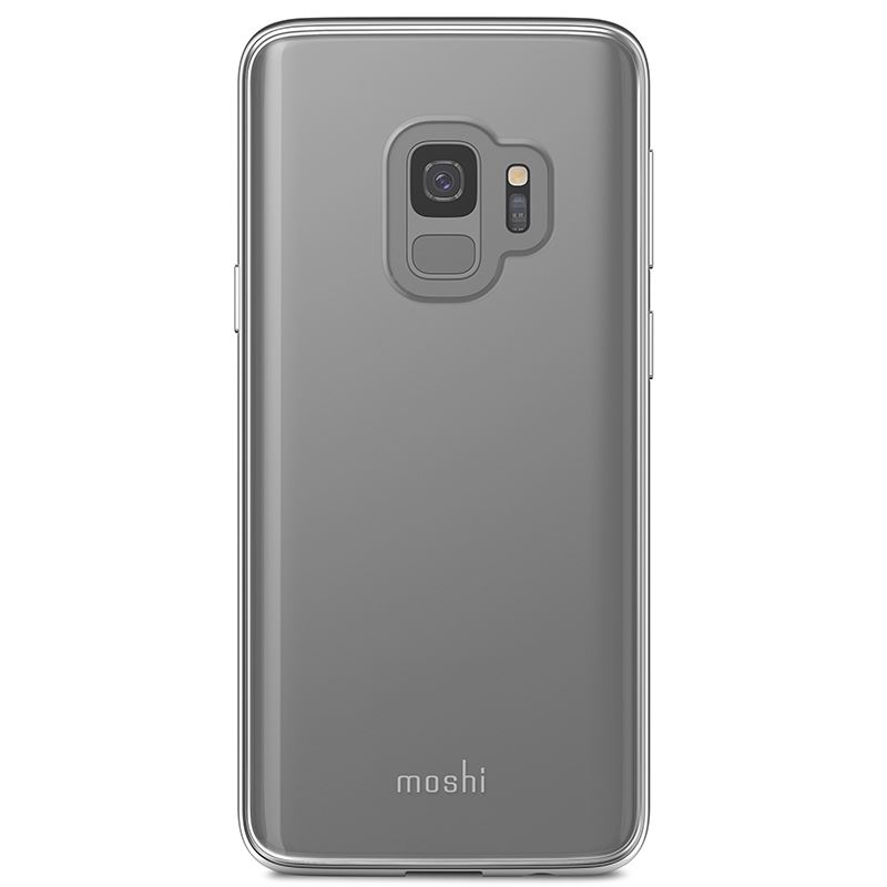 Moshi Vitros - Etui Samsung Galaxy S9 (Jet Silver)