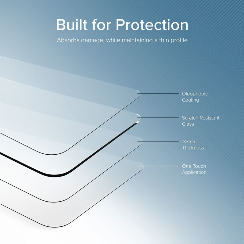 Zizo Full Edge to Edge - Szkło ochronne 9H na cały ekran Samsung Galaxy S9+