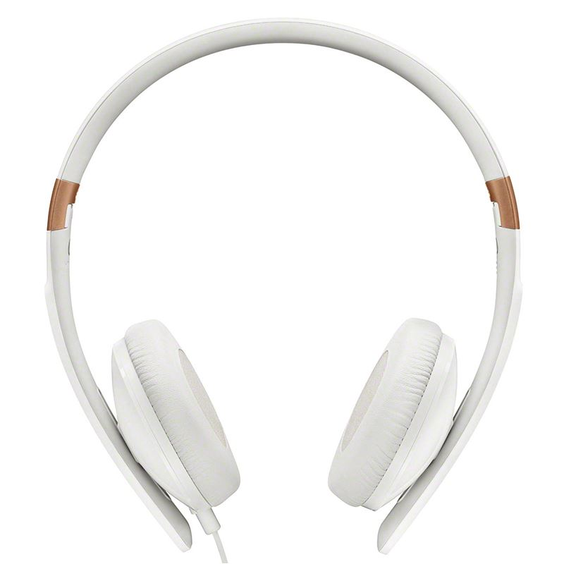 Sennheiser HD 2.30 G White - Zamknięte dynamiczne słuchawki stereofoniczne, Android (biały)