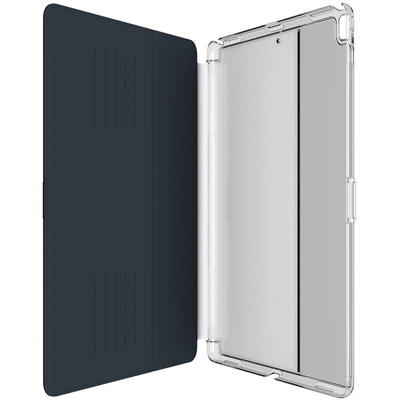 "Speck Balance Folio Clear - Etui iPad 9.7"" (2018/2017) / iPad Pro 9.7"" / iPad Air 2 / iPad Air w/Magnet & Stand up (Clear/Black)"