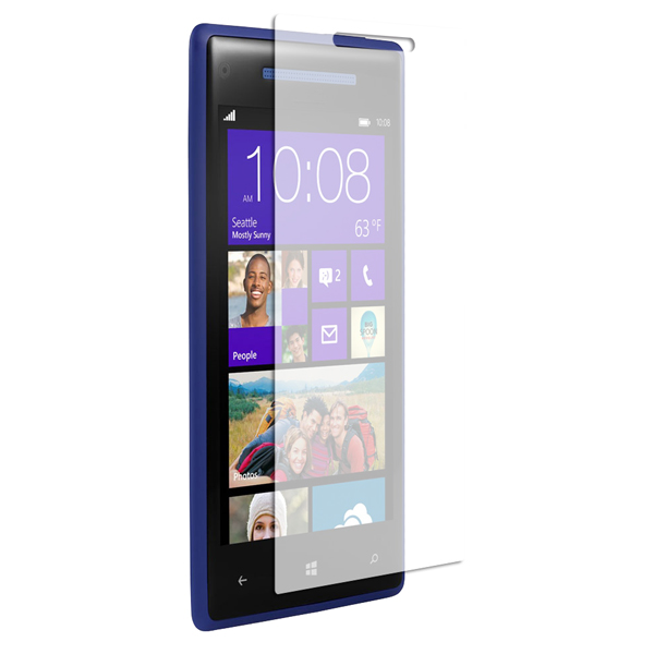PURO Dwie folie na ekran - HTC WINDOWS PHONE 8S