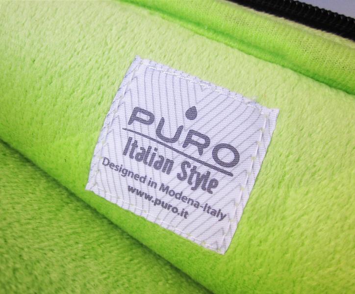 PURO Tablet Messenger Bag 2 - Torba iPad-10.1 (granatowy)