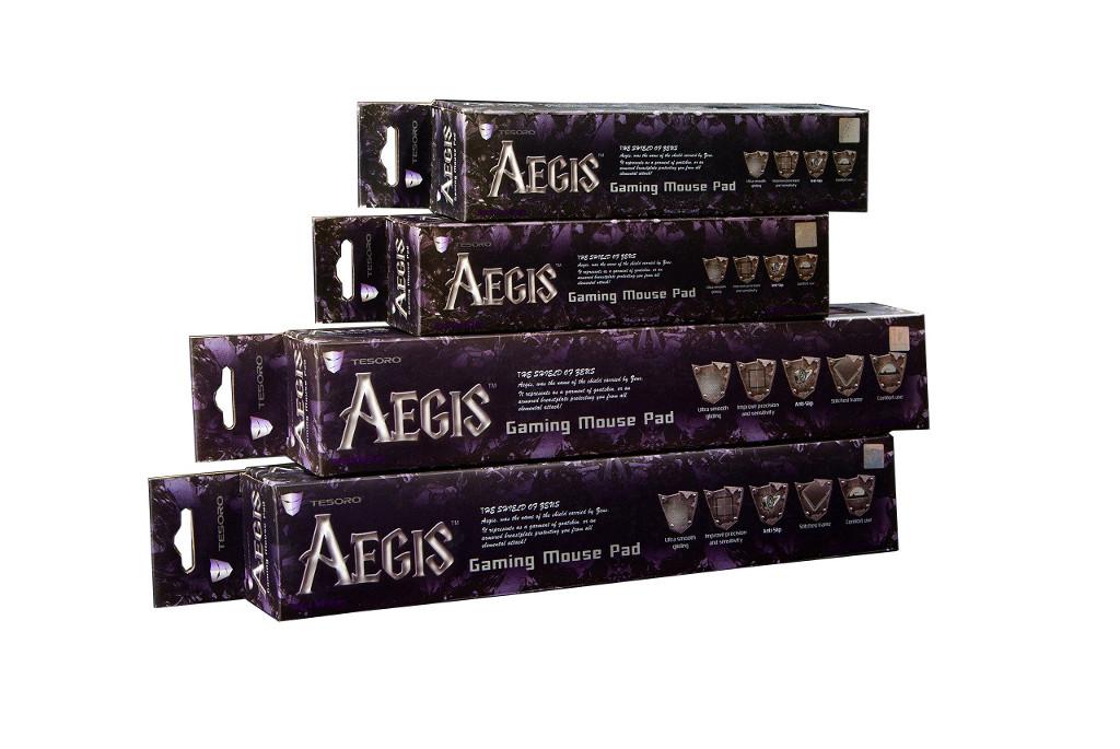 Tesoro Aegis X1 - Podkładka pod mysz rozmiar S